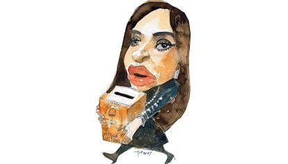 Cristina devota...