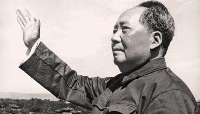 Mao Zedong. En 1949 proclamó la República Popular en reemplazo de la República fundada por Sun Yat-sen en 1911.
