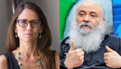 Gómez Alcorta cruzó a Emilio Pérsico por sus dichos sobre las mujeres y la delincuencia