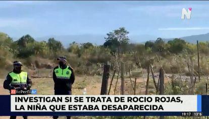 Tucumán: hallaron los restos óseos de una niña de 4 años