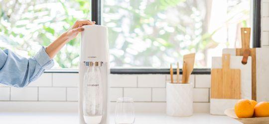 Mejorar el medioambiente revolucionando la forma de tomar soda