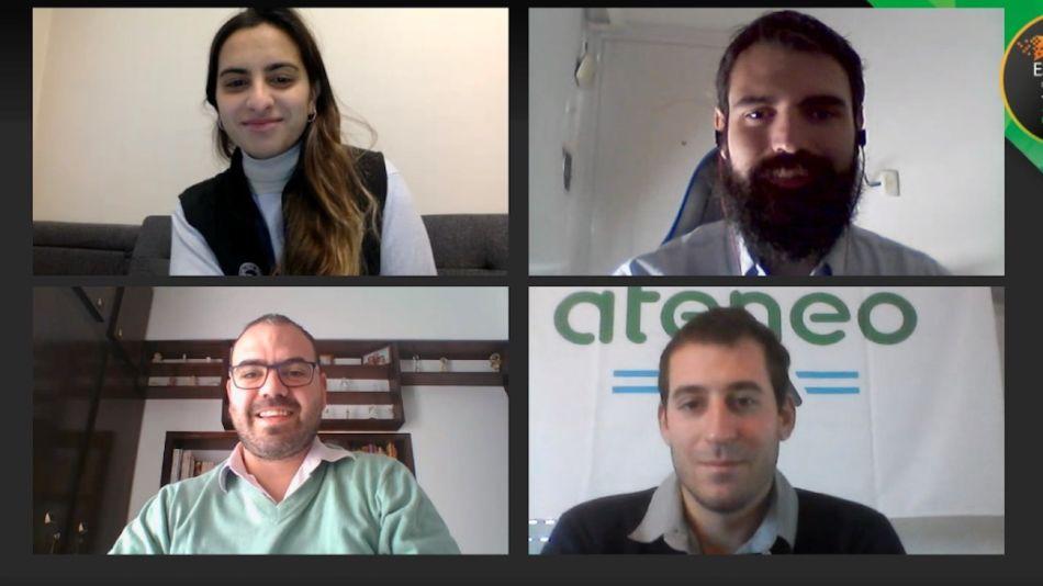 Webinar de Expoagro Digital con jóvenes dirigentes