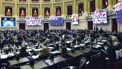 Intentos. Tres veces el bloque opositor solicitó incorporar la modificación de la ley al debate y sin conseguir los tres cuartos de los votos.