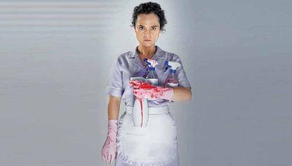 Rol. La actriz Damayanti Quintanar es el personaje principal, creado por autores argentinos de Córdoba.