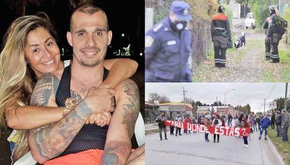 Sin pistas. Gabriel Gurrea vivía con su mujer y sus hijos en la ciudad de Bahía Blanca. Sus padres se enteraron que había desaparecido porque no fue a trabajar. La Policía hizo varios rastrillajes pero no obtuvieron resultados.
