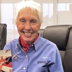 Ahora, con sus 82 años, Wally Funk tendrá la oportunidad de cumplir su sueño y de llegar al espacio.