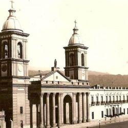 La ciudad cambió de lugar y de nombre numerosas veces.