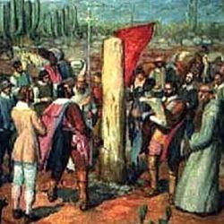Fue fundada por el entonces gobernador de Tucumán, Fernando de Mendoza Mate de Luna.