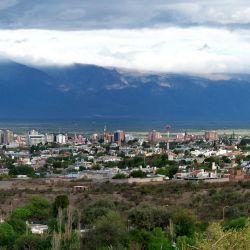 Panorámica de la ciudad de San Fernando del Valle de Catatamarca, hoy.