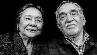 Gabo y Mercedes