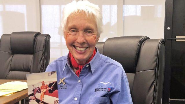 Tiene 82 años y cumplirá su sueño frustrado de ir al espacio