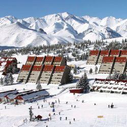 Las Leñas, el centro de esquí más importante y tradicional de Mendoza.