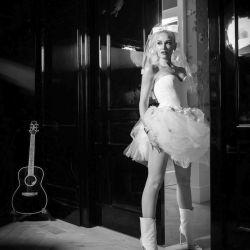 Gwen Stefani y su vestido de novia para mayores de 50 años