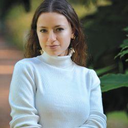 Nicki Becker (20) abrazó el ambientalismo cuando decidió investigar al respecto en profundidad.