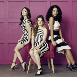 The bold type. Tres amigas que trabajan en la redacción de la revista Scarlet. Trabajo, fashion y temas de mucha actualidad..