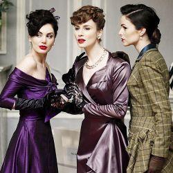 The Collection. París de la posguerra y el estilo del diseñador de haute couture, Paul Sabine.