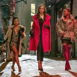 Run the world. Tres mujeres afroamericanas, súper empoderadas en el mundo de la moda.