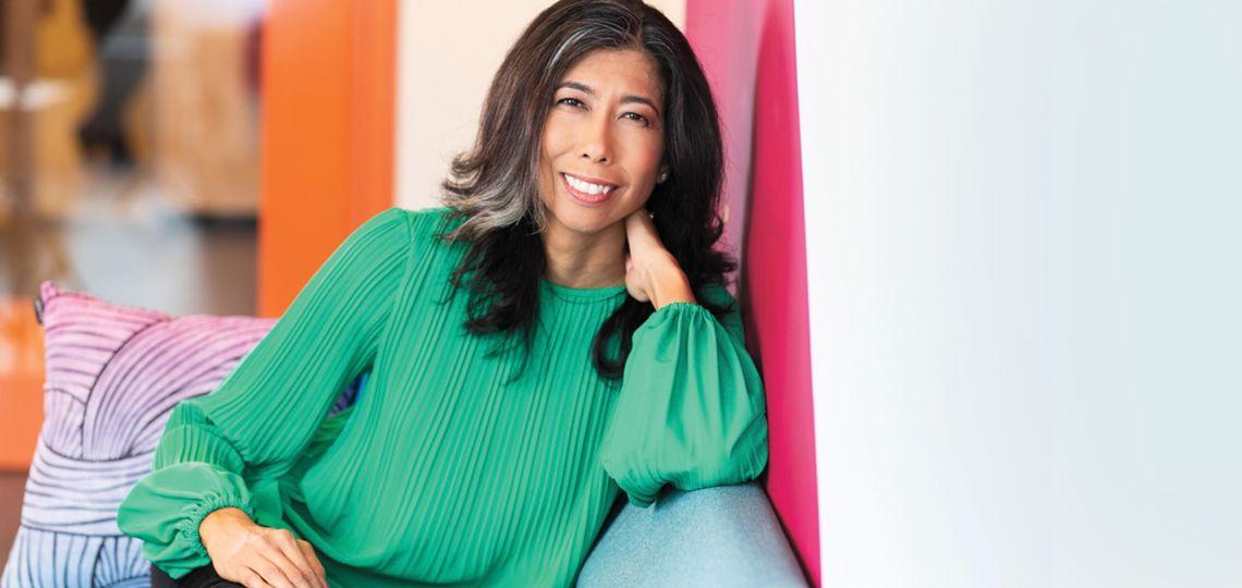 """Maren Lau, líder de Facebook e Instagram para la región: """"Necesitamos fuerzas laborales con perspectiva de género"""""""