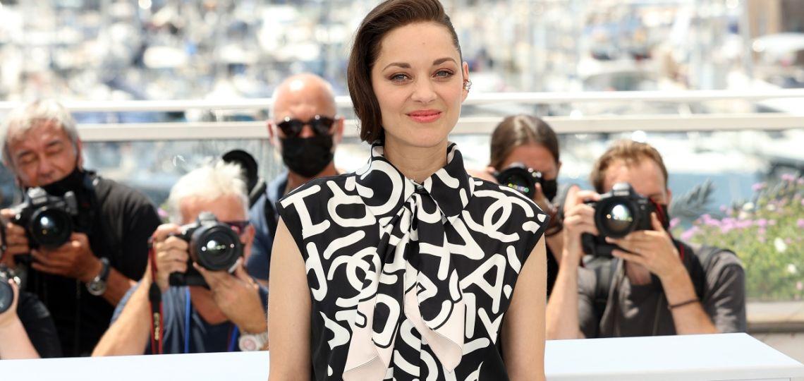 Marion Cotillard abrió Cannes con un impactante look que sorprendió a todos