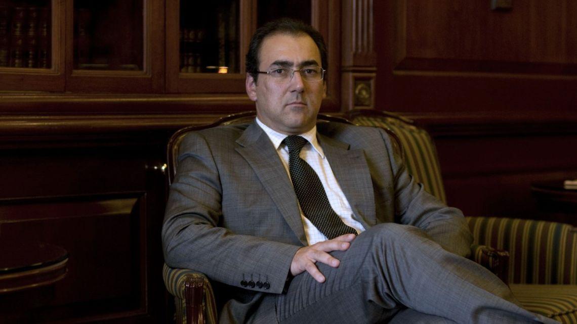 Sergio Díaz Granados.
