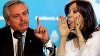 Alberto Fernández - Cristina Kirchner