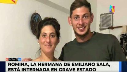 Roque Caballero sobre la salud de la hermana de Emiliano Sala