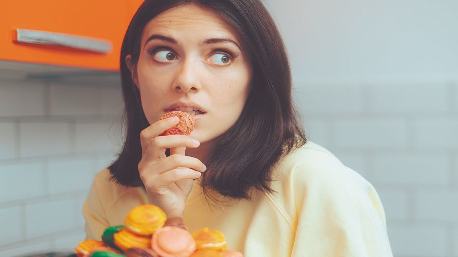 Dulces y harinas: Aprender a controlarlos