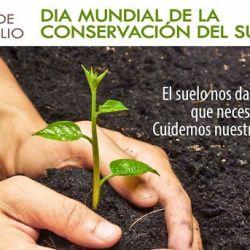 La degradación del suelo afecta a más de 1.900 millones de hectáreas a nivel global.