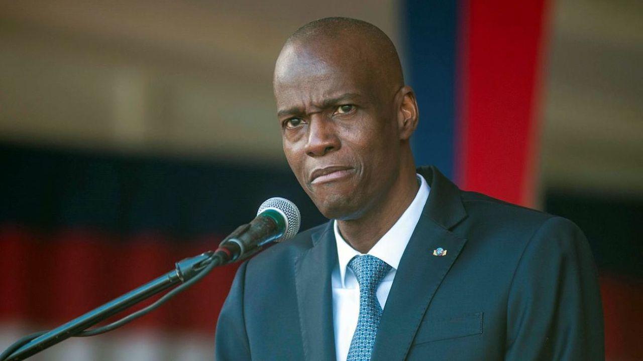 Jovenel Moise, el presidente haitiano fue asesinado en su casa.  | Foto:CEDOC