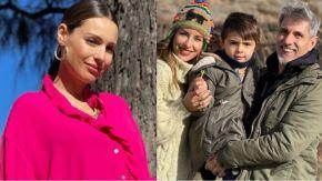 Pampita está feliz por la propuesta de casamiento de Chato Parada a Lourdes Sánchez