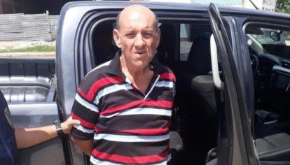 """Hugo Alberto Esteban, alias """"Coco"""", acusado de liderar una banda narco que traía marihuana de Misiones a Mar del Plata."""