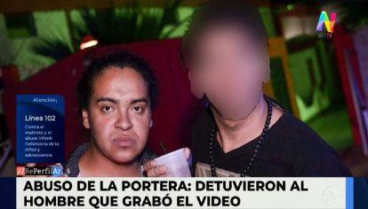 Detuvieron al cómplice de la abusadora de San Juan