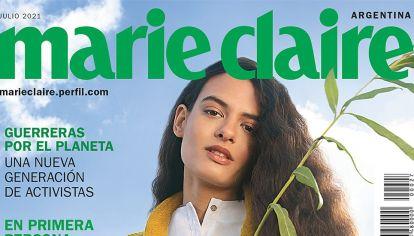 Marie Claire julio.