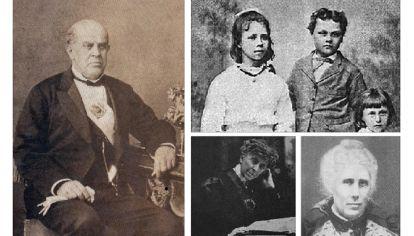 Sarmiento y sus maestras