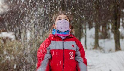 Vacaciones de invierno: Cerro Castor abrió sus pistas