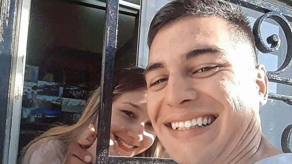 el novio de Nahir Galarza, Matías Caudana 20210708