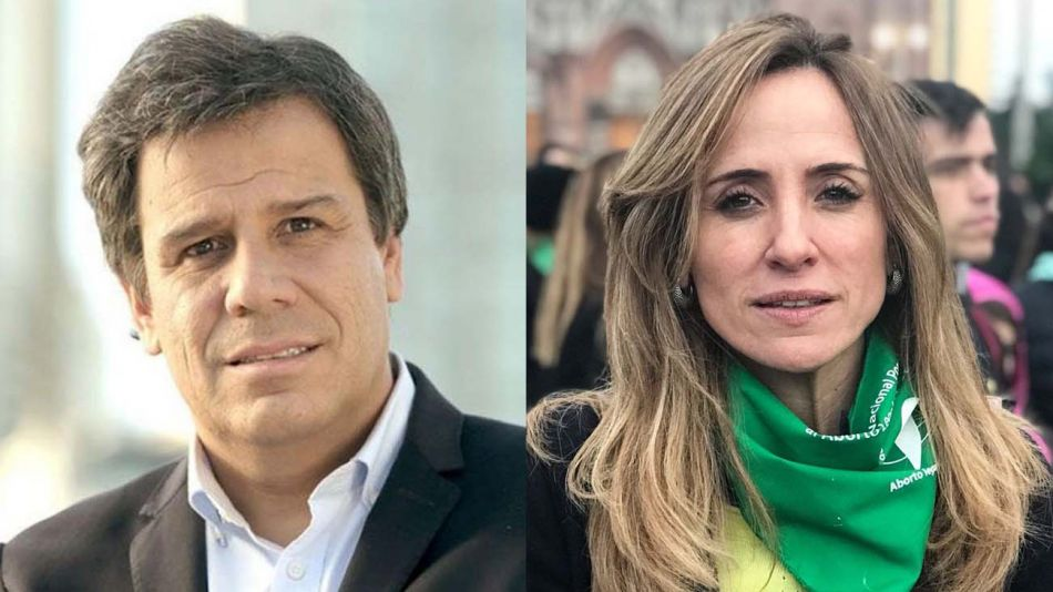 Facundo Manes y Victoria Tolosa Paz 20210708