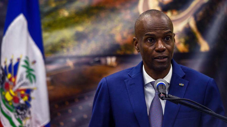 presidente de Haití asesinado Jovenel Moise 20210708