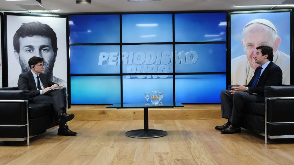 REPORTAJE DE FONTEVECCHIA A FRANCISCO DE SANTIBAÑES 20210706