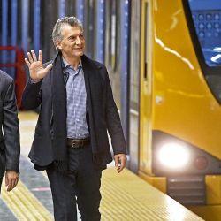 Larreta y Macri   Foto:Cedoc