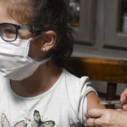 Vacunas contra el coronavirus para niños | Foto:cedoc