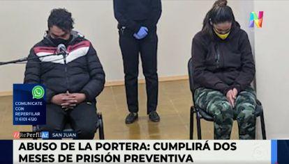 Dos meses de prisión preventiva para la abusadora de San Juan