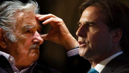 Pepe Mujica - Lacalle Pou