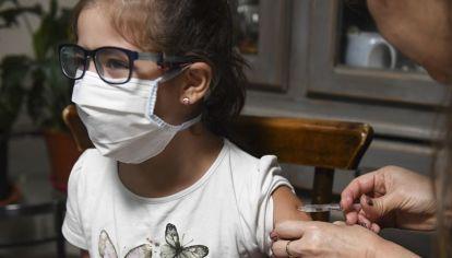 Vacunas anticovid para la niñez