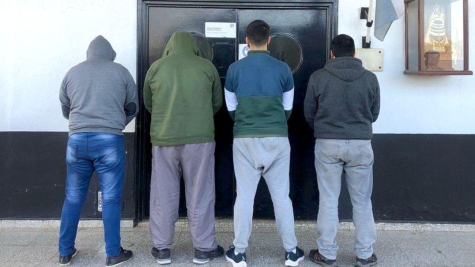 2021 07 08 Heredia Muerte Santa Fe Policias Detenidos