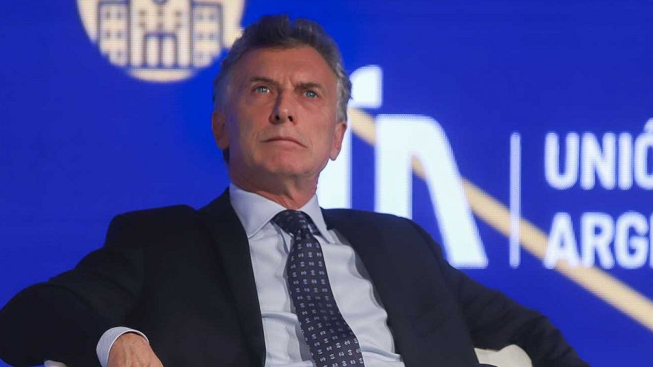 El ex presidente Mauricio Macri