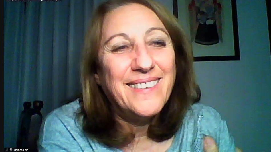 Entrevista a Mónica Fein 20210708