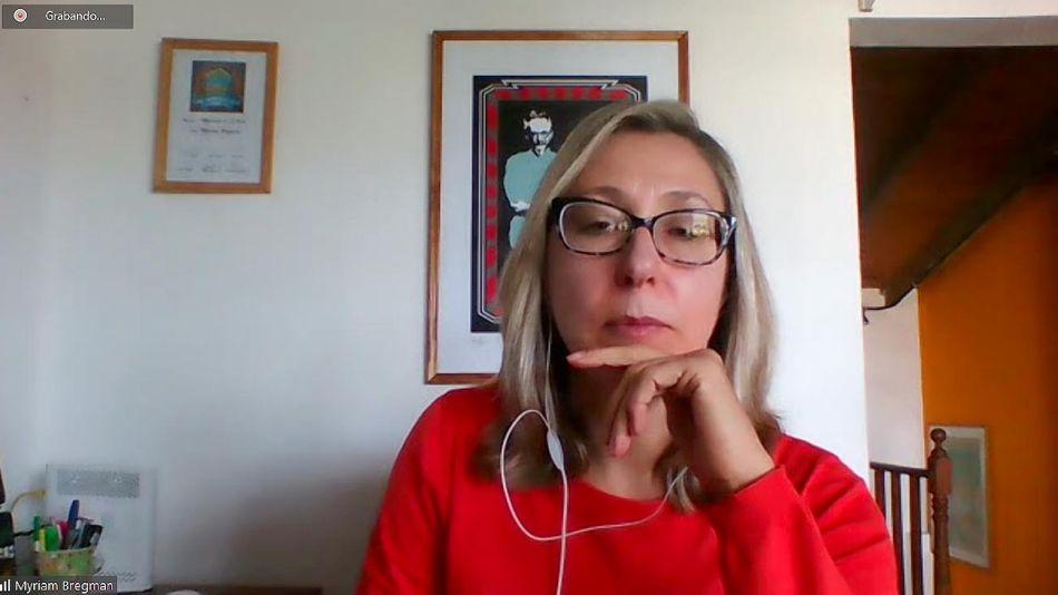 Entrevistas a Myriam Bregman 20210708