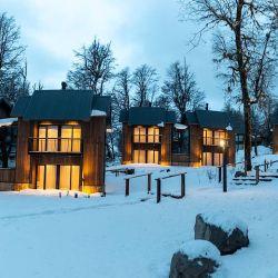 Apertura de temporada de nieve 2021 en El Refugio Ski & Summer Lodge, San Martín de los Andes