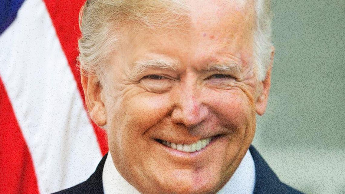 Trump Biden.